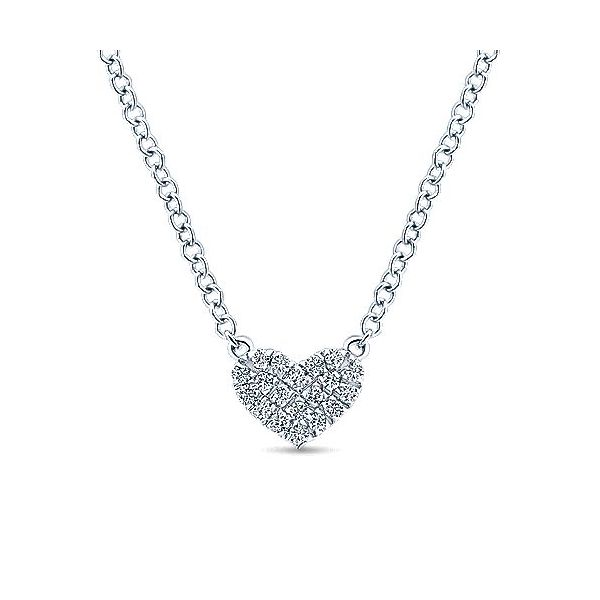 Diamond Necklace Mathew Jewelers, Inc. Zelienople, PA