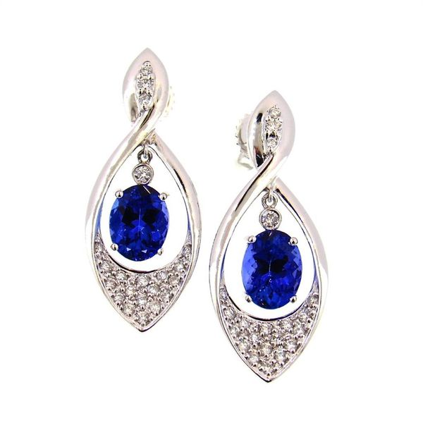 Earrings Mathew Jewelers, Inc. Zelienople, PA