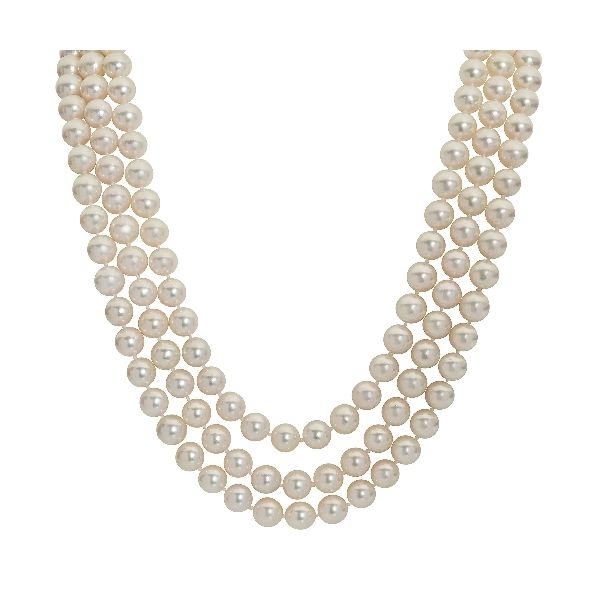 Imperial Pearls Pearl Necklace Mathew Jewelers, Inc. Zelienople, PA