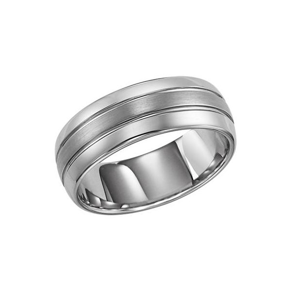 Men's Wedding Band Mathew Jewelers, Inc. Zelienople, PA