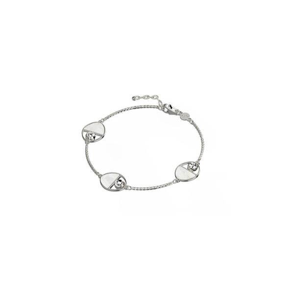 Silver Bracelet Mathew Jewelers, Inc. Zelienople, PA