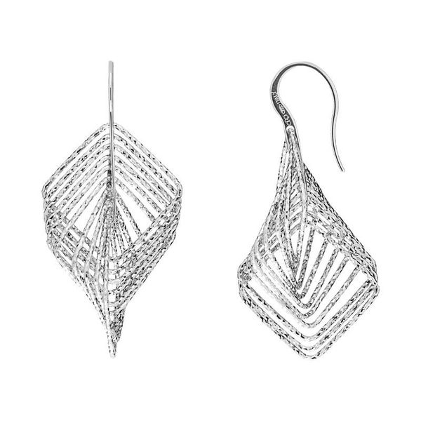 Silver Earrings Mathew Jewelers, Inc. Zelienople, PA
