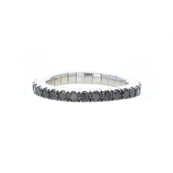 Black Diamond Stretch/Flex Eternity Band McCarver Moser Sarasota, FL