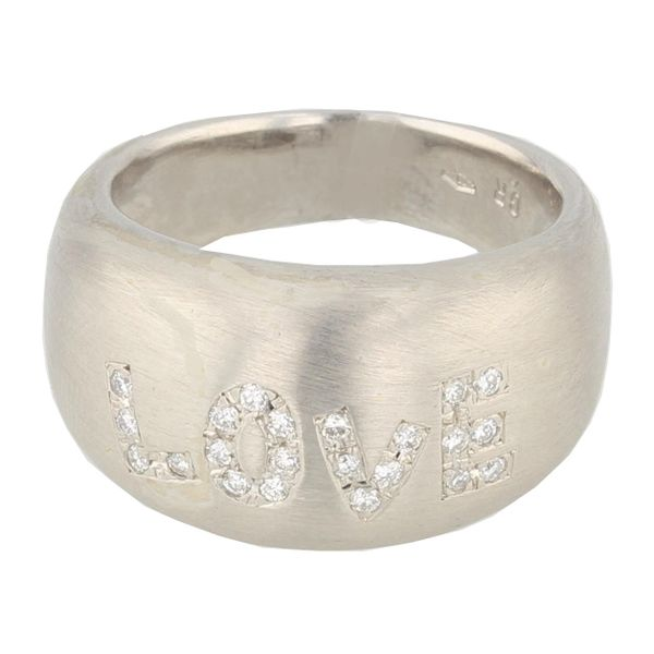 Estate LOVE Ring McCarver Moser Sarasota, FL