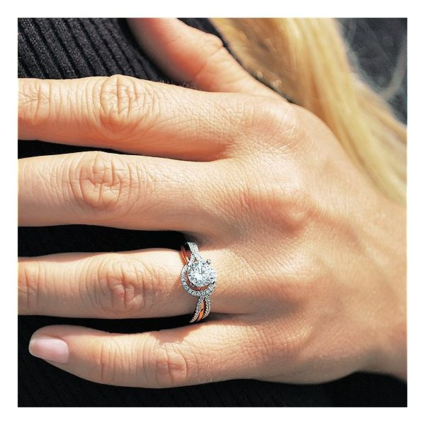 Engagement Ring Image 4 Mees Jewelry Chillicothe, OH