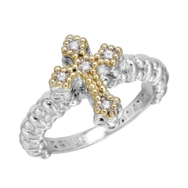 Vahan Cross Ring Meigs Jewelry Tahlequah, OK