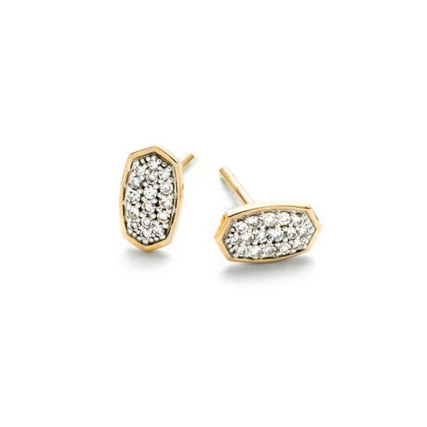 Kendra Scott Marisa Diamond Earrings Meigs Jewelry Tahlequah, OK