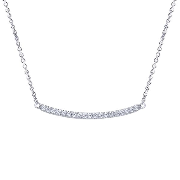 Diamond Bar Necklace Meigs Jewelry Tahlequah, OK