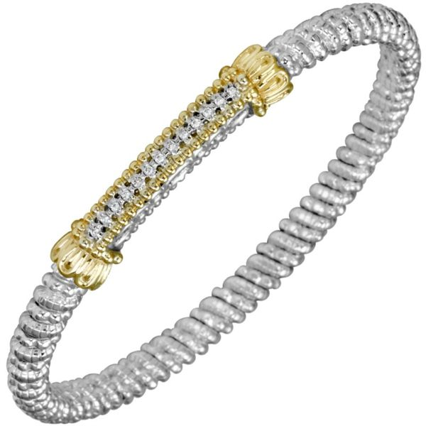 Vahan 4mm Diamond Bar Bracelet Meigs Jewelry Tahlequah, OK