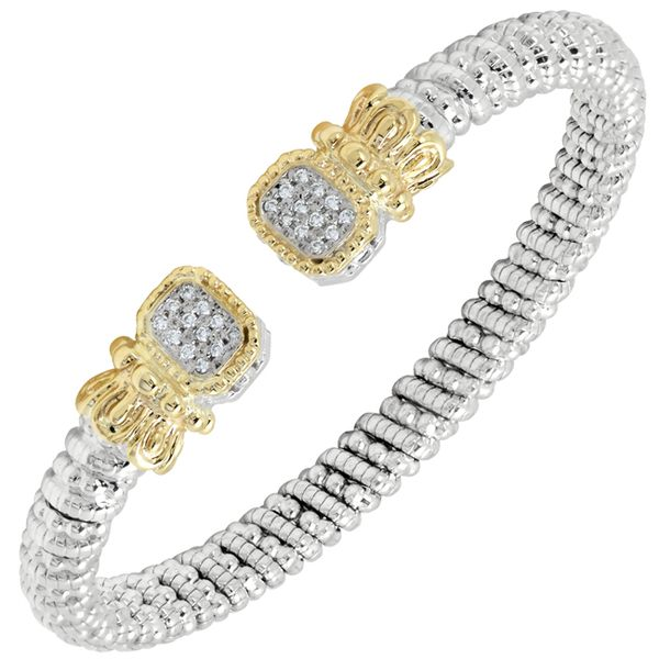 Vahan 6mm Square Ends Bracelet Meigs Jewelry Tahlequah, OK