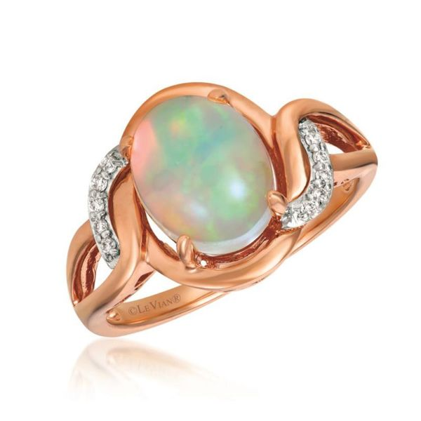 Le Vian Opal and Diamond Fashion Ring Meigs Jewelry Tahlequah, OK