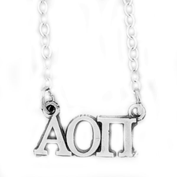 Alpha Omicron Pi Drops Meigs Jewelry Tahlequah, OK