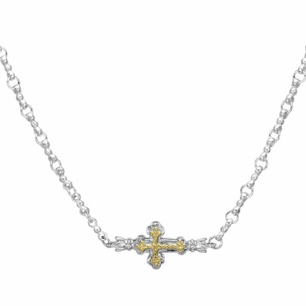 Vahan Cross Necklace Meigs Jewelry Tahlequah, OK