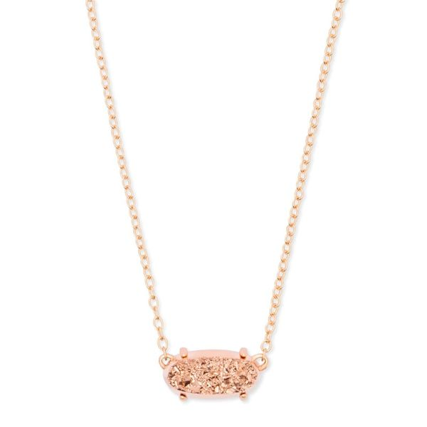 Kendra Scott Rose Drusy Ever Necklace Meigs Jewelry Tahlequah, OK