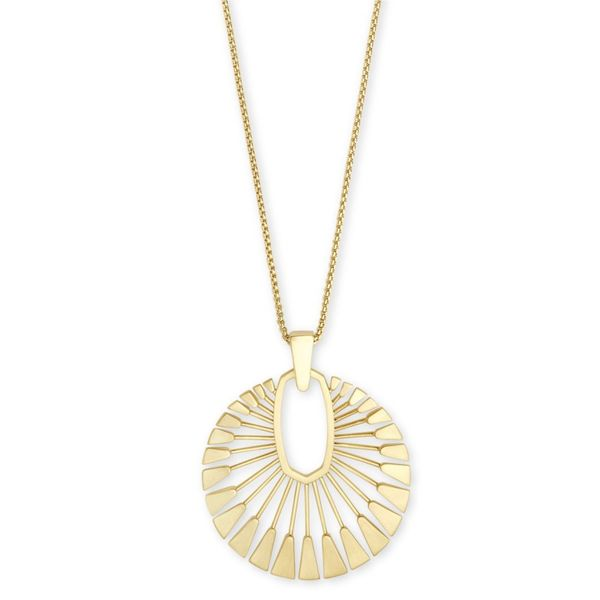 Kendra Scott Deanne Necklace Image 2 Meigs Jewelry Tahlequah, OK