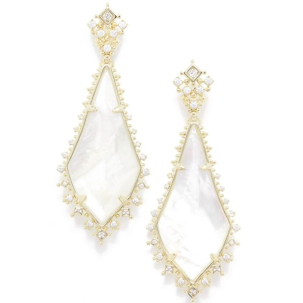 Kendra Scott Martha Statement Earrings Meigs Jewelry Tahlequah, OK