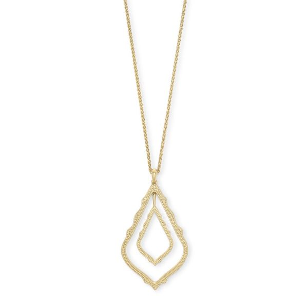 Kendra Scott Simon Necklace Image 2 Meigs Jewelry Tahlequah, OK