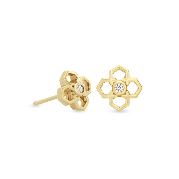 Kendra Scott Rue Stud Earrings Meigs Jewelry Tahlequah, OK