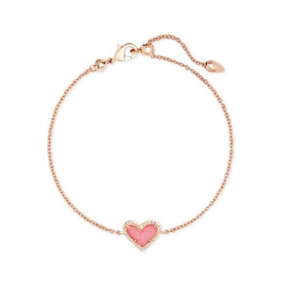 Kendra Scott Ari Heart Bracelet Meigs Jewelry Tahlequah, OK