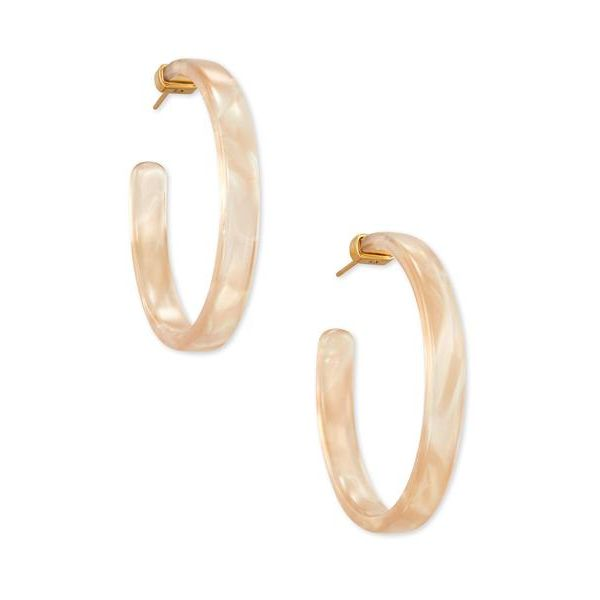 Kendra Scott Small Kash Hoop Earrings Meigs Jewelry Tahlequah, OK