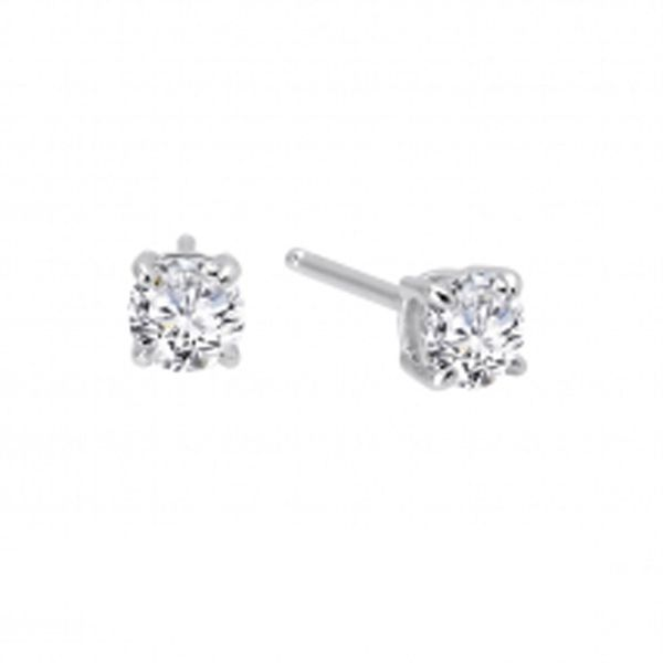 Lafonn Simulated Diamond Studs Meigs Jewelry Tahlequah, OK