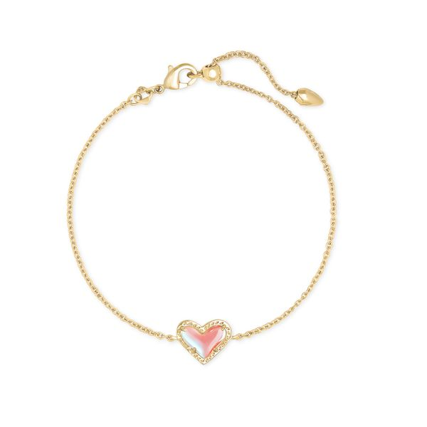 Ari Heart Bracelet Meigs Jewelry Tahlequah, OK