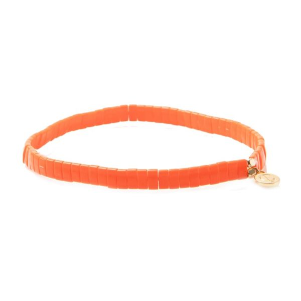 Caryn Lawn Orange Bracelet Meigs Jewelry Tahlequah, OK
