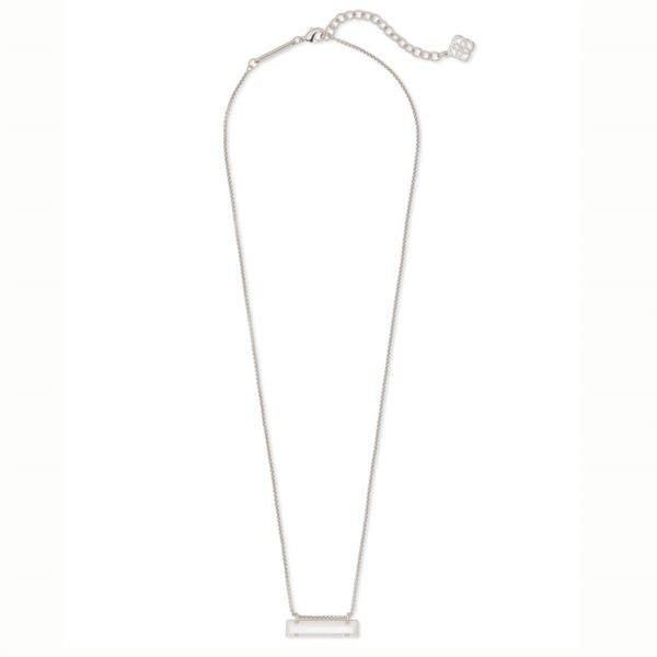 Kendra Scott Leanor Bar Necklace Image 2 Meigs Jewelry Tahlequah, OK