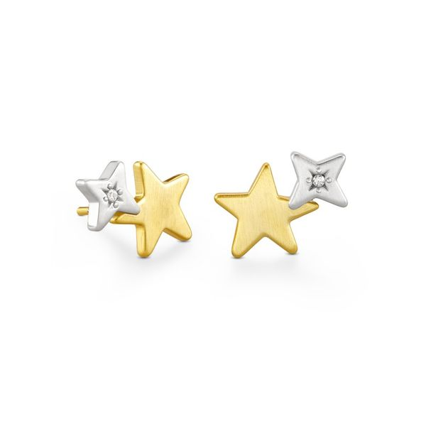 Kendra Scott Jae Star Ear Climber Earrings Meigs Jewelry Tahlequah, OK