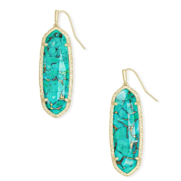 Kendra Scott Layla Drop Earrings Meigs Jewelry Tahlequah, OK