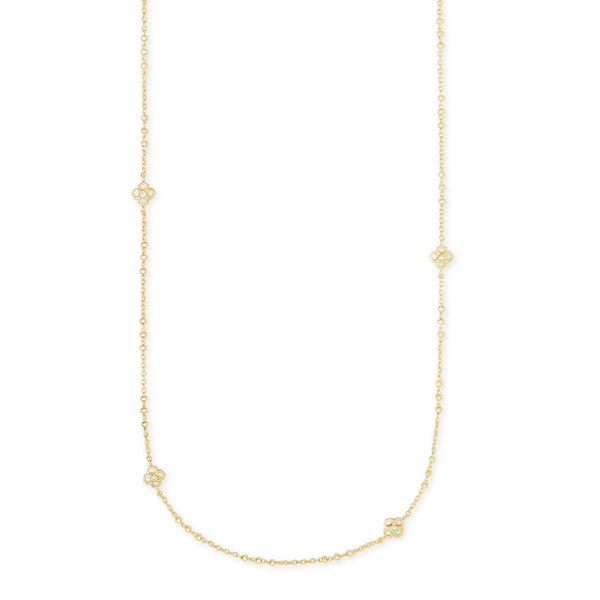 Kendra Scott Long Rue Necklace Image 2 Meigs Jewelry Tahlequah, OK