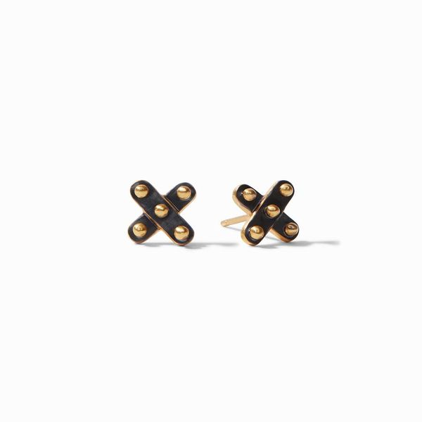 Julie Vos 'X' Stud Earrings Meigs Jewelry Tahlequah, OK
