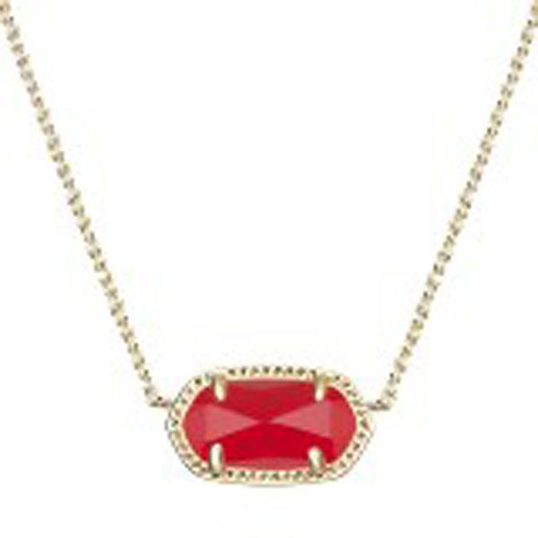 Kendra Scott Elisa Necklace Meigs Jewelry Tahlequah, OK