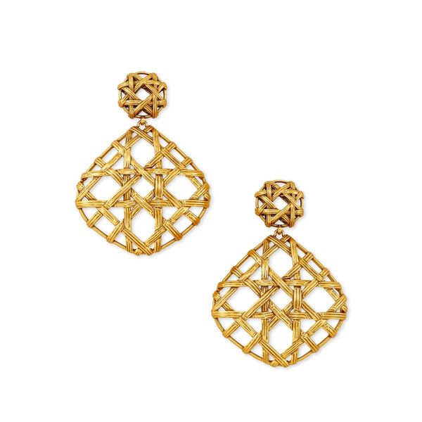 Kendra Scott Natalie Statement Earrings Meigs Jewelry Tahlequah, OK