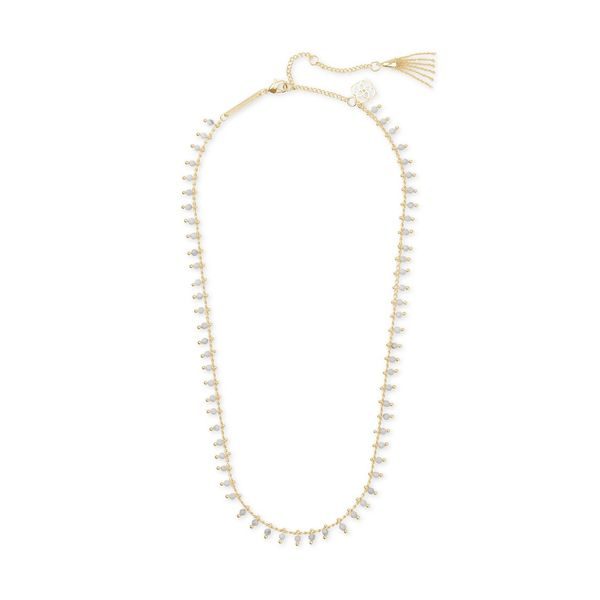 Kendra Scott Jenna Strand Necklace Meigs Jewelry Tahlequah, OK