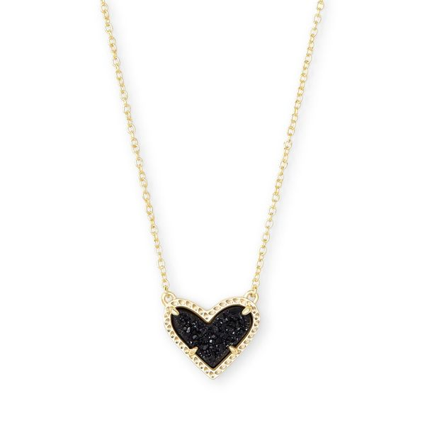 Kendra Scott Ari Heart Necklace Meigs Jewelry Tahlequah, OK