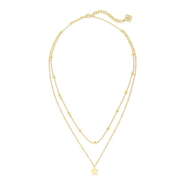 Kendra Scott Jae Star necklace Meigs Jewelry Tahlequah, OK
