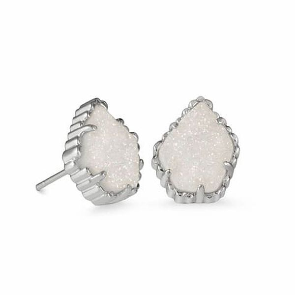 Kendra Scott Tessa Drusy Stud Earrings Meigs Jewelry Tahlequah, OK