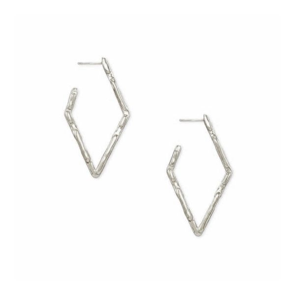 Kendra Scott Rylan Hoop Earrings Meigs Jewelry Tahlequah, OK
