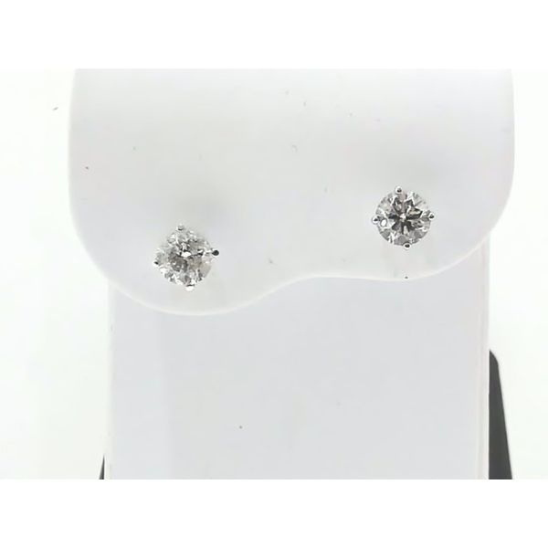 Diamond Earrings Mesa Jewelers Grand Junction, CO
