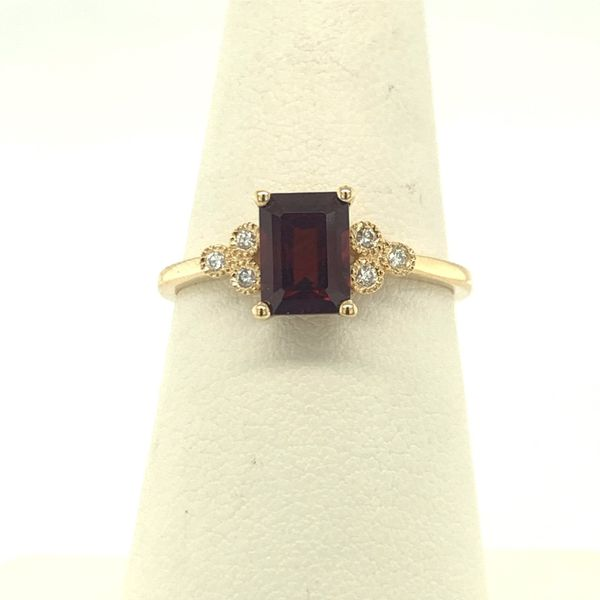 Women's Colored Stone Ring Mesa Jewelers Grand Junction, CO