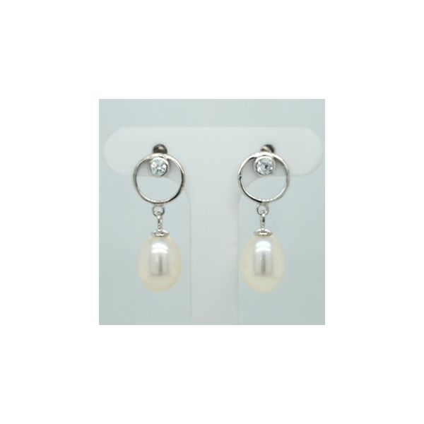 Pearl Earrings Mesa Jewelers Grand Junction, CO