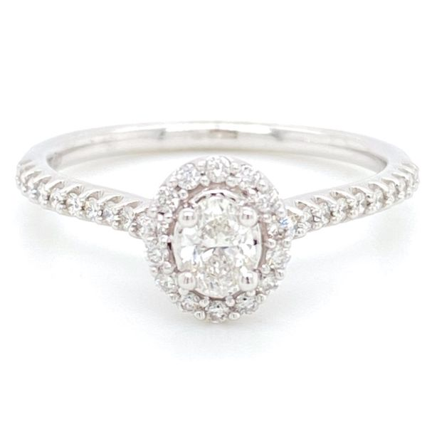 Diamond Engagement Ring Miller's Fine Jewelers Moses Lake, WA