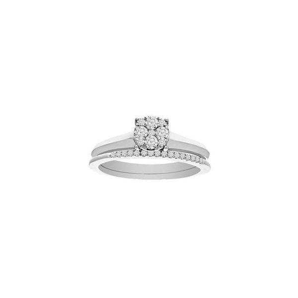 Diamond Wedding Set Miller's Fine Jewelers Moses Lake, WA