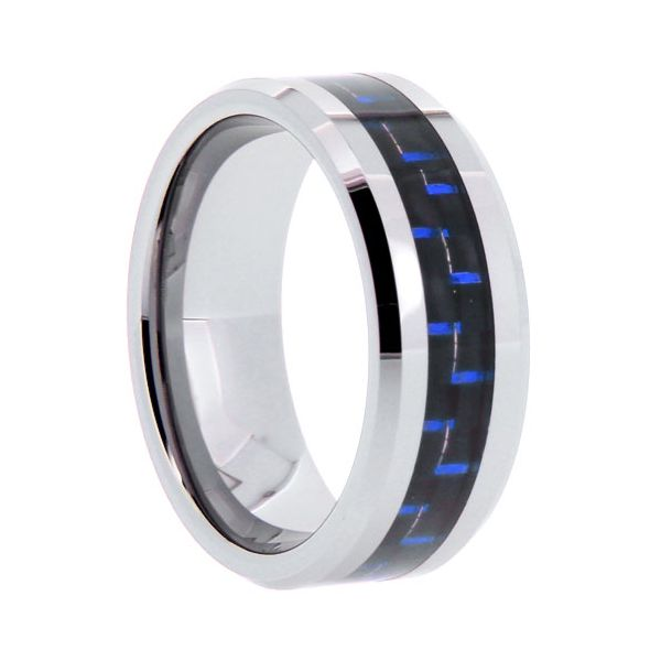Tungsten and Ceramic Wedding Bands Miller's Fine Jewelers Moses Lake, WA