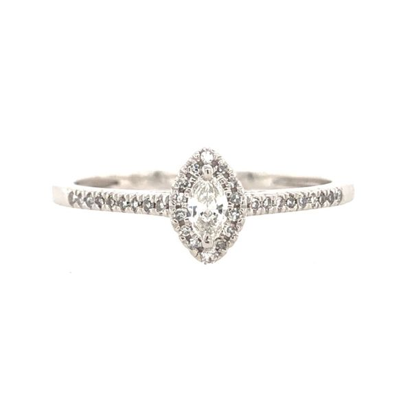 Lakeshore Diamond Engagement Rings Miner's North Jewelers Traverse City, MI