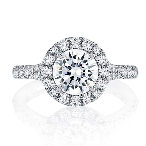 Semi-Mount Engagement Rings Miner's North Jewelers Traverse City, MI
