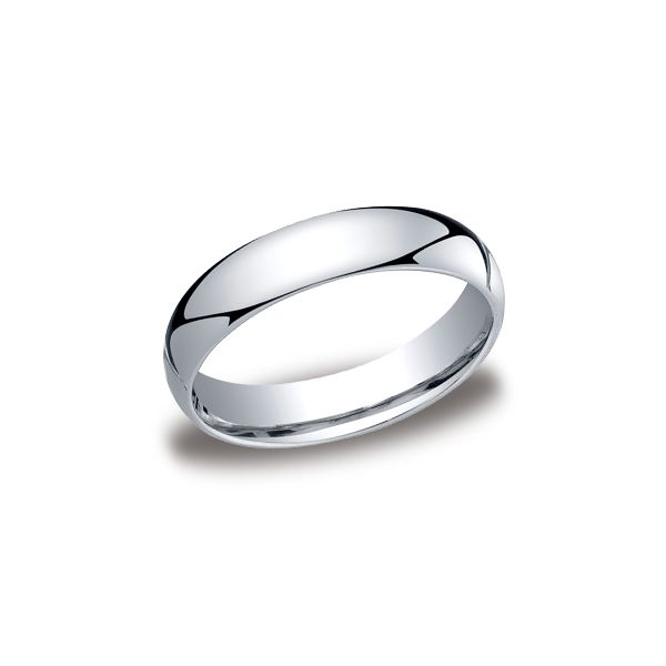 Gold Wedding Band Miner's North Jewelers Traverse City, MI