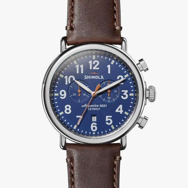 Shinola Watch Miner's North Jewelers Traverse City, MI