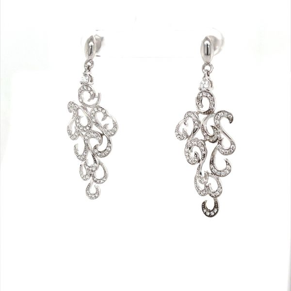 Earrings Image 2 Minor Jewelry Inc. Nashville, TN